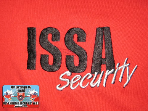 Die ISSA Security hat versagt ;-)