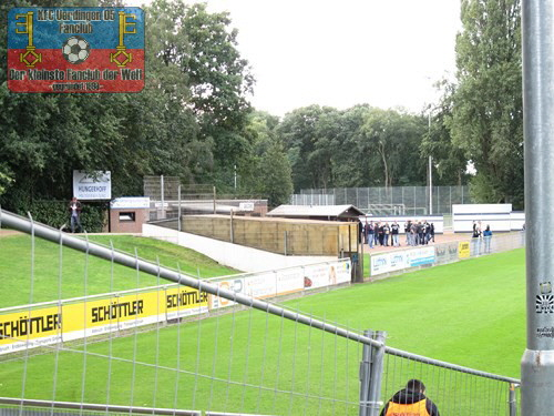 Stadion am Hünting in Bocholt